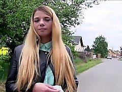 Чешские блондинка мигают сиськи открытый красивый