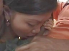 Filipina beauty Hazel gets a big black cock