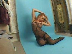 Sarah Blake Photoshoot detrás de las escenas