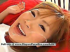 Bir busty japon kızı sert lanet hoşlanıyor a naughty bir kız