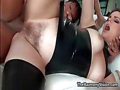 Big ass schätzchen Bobbi Starr wird ihre enge