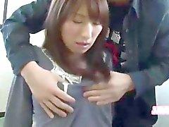 Cute Baştan çıkarıcı Kore dili Girl alarak arkadaş