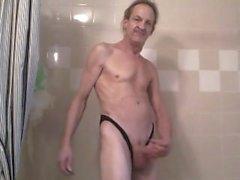 Eine nach der Arbeit sesual Dusche ... thats it