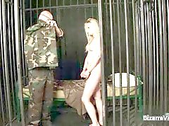 Due hot sexy di esercito corneo slut ottiene