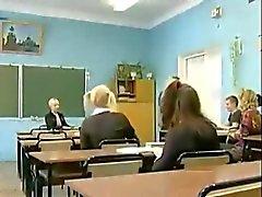 Porno russischer Studierende