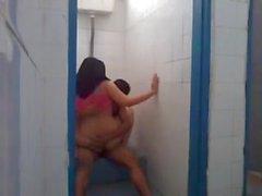 Malay Sex In Public Toilet