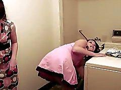 Tvättstuga träffas