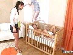 Babys Bath Time 3 door bizarrevid part2