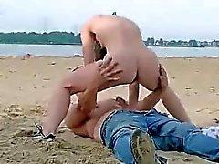 Strand Sex Deel twee