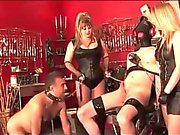 Femdom :- TREATMENT FOR SEX SLAVES -: ukmike video