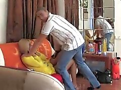 Papa - Hot russian milf and bad guy