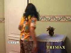 niña turco coger caliente
