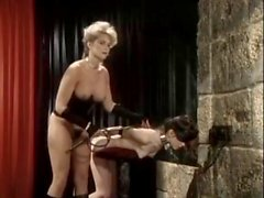 Кристара Бэррингтон Susan Berlin зайчика Бле в винтажном полового видео-
