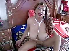 Amatör Ladyboy crossdresser benlik fasiyal Compilation 3