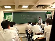 Japanese school teacher (part A)