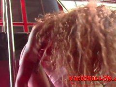 Venus Afrodita zeigen con espontaneo SEMAD 2017