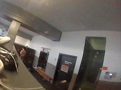 Spycam Раздевалка 2