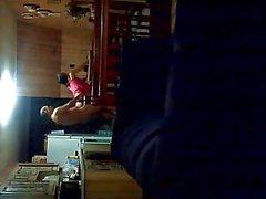 Kara hukuk Gizli kamera lanet ederken iş yerinde kocası