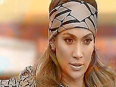 Jennifer Lopez Klemmstelle Schlupf