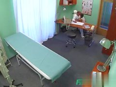 Fake Hospital Russian chick