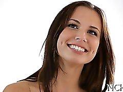Для подростков красавица просто здорово в это сексуальном литейным шоу