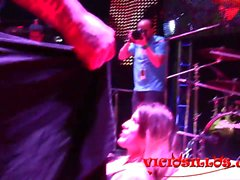 Rob Diesel y espontanea del publico en el SEM 2016