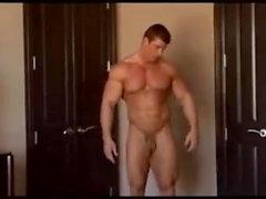 Zeb Atlas & Mark Dalton Bromance (Muscle worship, JO & Cum)