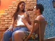 Carina Brazillian Burnette Teen Anal
