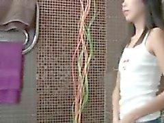 Супер тощих секс-рабыней до Бангкока