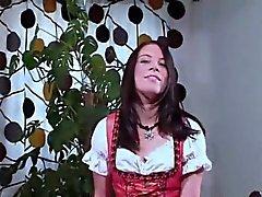 Echte Schweizer Teenie Delora