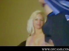 Heisse Blondine Bumsen Puppen anita Stuffing konkurrieren