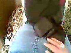 Araber Schulmädchen bei Hidschab