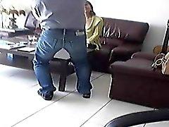 Nascoste famiglia telecamera stanza puzza di scopare tesoro