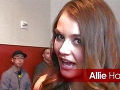 Alexis Ford Lupe Fuentes bei den der AVN Awards