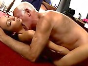 Old man and young girl sex porn galleries Cees an old editor