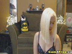 Geile Blonde Babe gefickt von ihrem Ex-Freund
