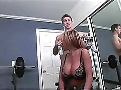 Daniel's latest MILF hook is to pretend to be a personal trainer. Demi doesn't really buy his story, but once she has his cock in her mouth, instinct takes over and she has to finish what she has started...