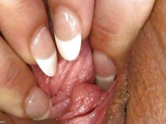 Marlena open pussy