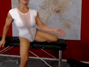 Denise On Webcam 4-09-2015