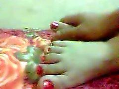 pieds de de ma femme arabic