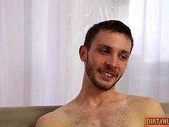 Kas eşcinsel anal ve cumshot