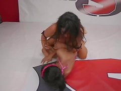 Simone Garza vs Jenna Foxx
