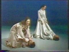 Für Pilobolus in Tanztheaters