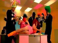 Rihanna Lesbian S & M Porno-Musik