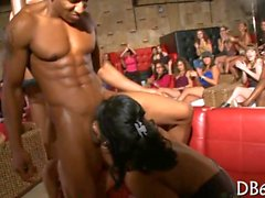 stripper is sucked and the blowjob is so hot