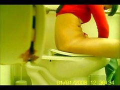 Hidden cam compilation of these girls sitting down to pee