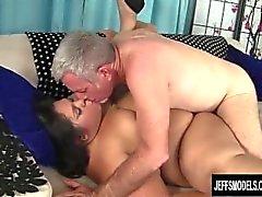 Жировая Латинский BBW Lorelai Givemore Wide Sex Груз