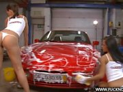 fuckndrive : Sexy Car Wash