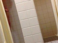 [Lockerroomshowers] Uncut Baba, Bana Duş İzlerken Ayak Başlarken