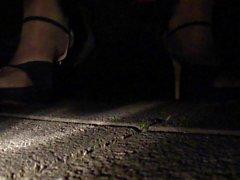 Att kissa i mörker
